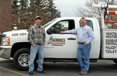 Service Plumbers - Great Falls, MT