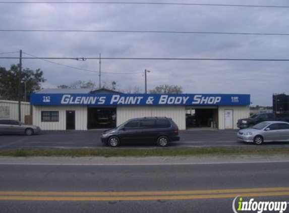 Glenn's Paint & Body Shop - Ocoee, FL