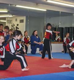 Zen Martial Arts - Edna, TX