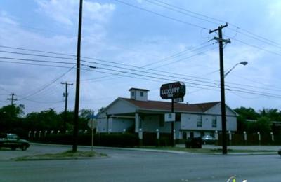 Luxury Inn - San Antonio, TX
