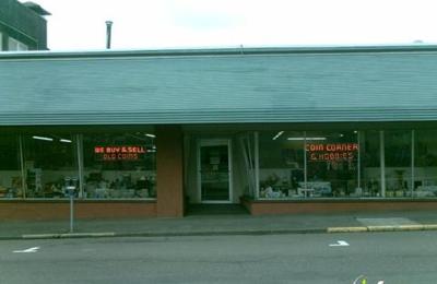 Coin Corner & Hobbies - Oregon City, OR