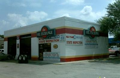 Georgetown Oil Exchange - Killeen, TX