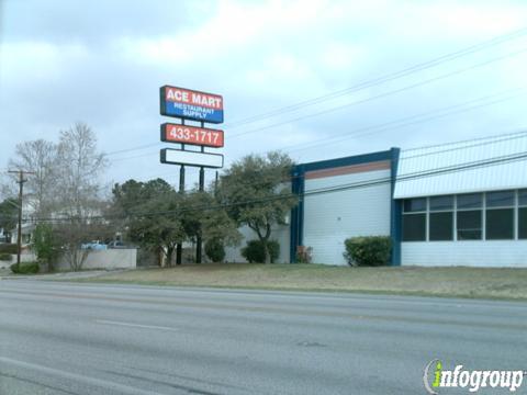 Ace Mart Restaurant Supply 6450 NW Loop 410 Ste 101, San Antonio, TX 78238    YP.com