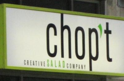Chopt Creative Salad - New York, NY