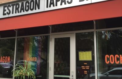 Estragon - Boston, MA. Super tapas