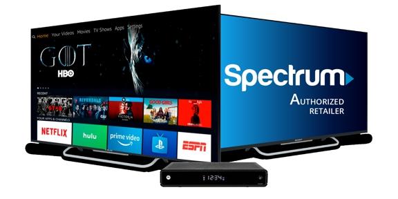 Spectrum Authorized Retailer - Bundled Savings