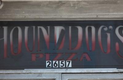 Hounddog's Three Degree Pizza - Columbus, OH