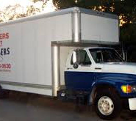 Movers Not Shakers - Raleigh, NC
