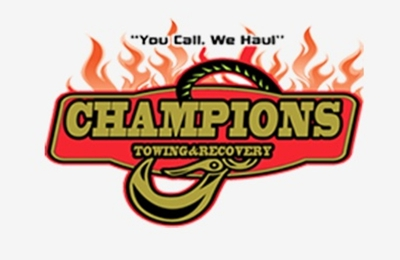 Champion's Towing & Recovery - Columbus, MS