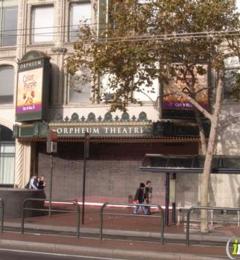 Orpheum Theatre - San Francisco, CA