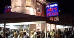 Pat's King of Steaks - Philadelphia, PA. Order it, Pay it, Take it, Be Happy & Get outta my face!!