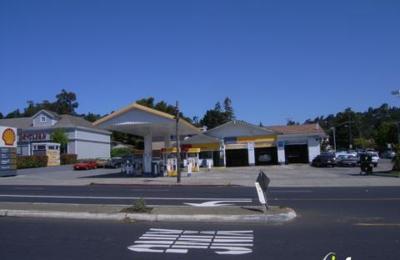 Shell - Belmont, CA