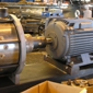 Wolf Machine and Fabrication Inc. - Sparks, NV. Custom material grinder