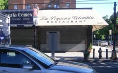 La Pequena Columbia Restaurant