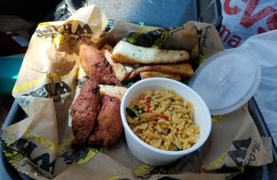 Wharf Casual Seafood - Montgomery, AL