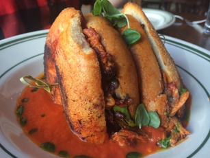 Brunch at Toloache Thompson in New York