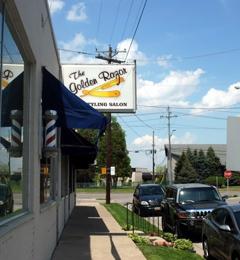 The Golden Razor - Toledo, OH