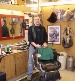 RD's Barber Shop - Kenai, AK