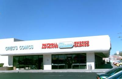 Greg's Comics - Mesa, AZ