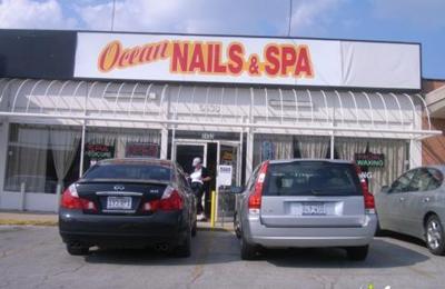 Ocean Nail & Spa - Dallas, TX