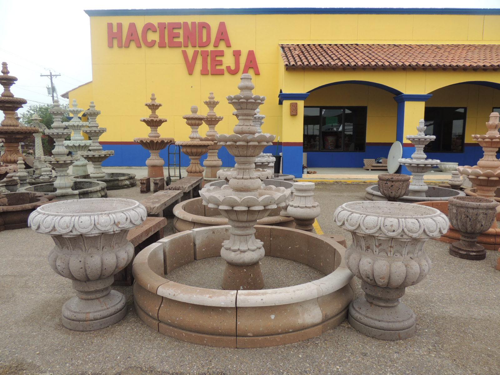 Hacienda Vieja Imports 5810 E Saunders St, Laredo, TX 78041