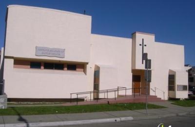 Antioch Missionary Baptist Church - Oakland, CA