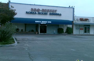 Korea House Barbecue Buffet   Garden Grove, CA