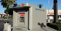 Bank of America-ATM - Arcadia, CA. Atm