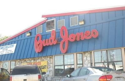 Bud Jones Restaurant - San Antonio, TX
