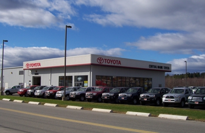 Central Maine Toyota >> Central Maine Toyota 15 Airport Rd Waterville Me 04901