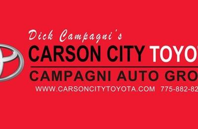 Carson City Toyota - Carson City, NV