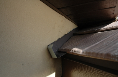 Hippo Roofing - Melbourne, FL. refused to install flashing properly