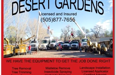 Desert Gardens Outdoor Services, Inc. - Albuquerque, NM