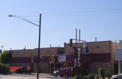 The Camino Palms Motel Apartments Gardena Ca