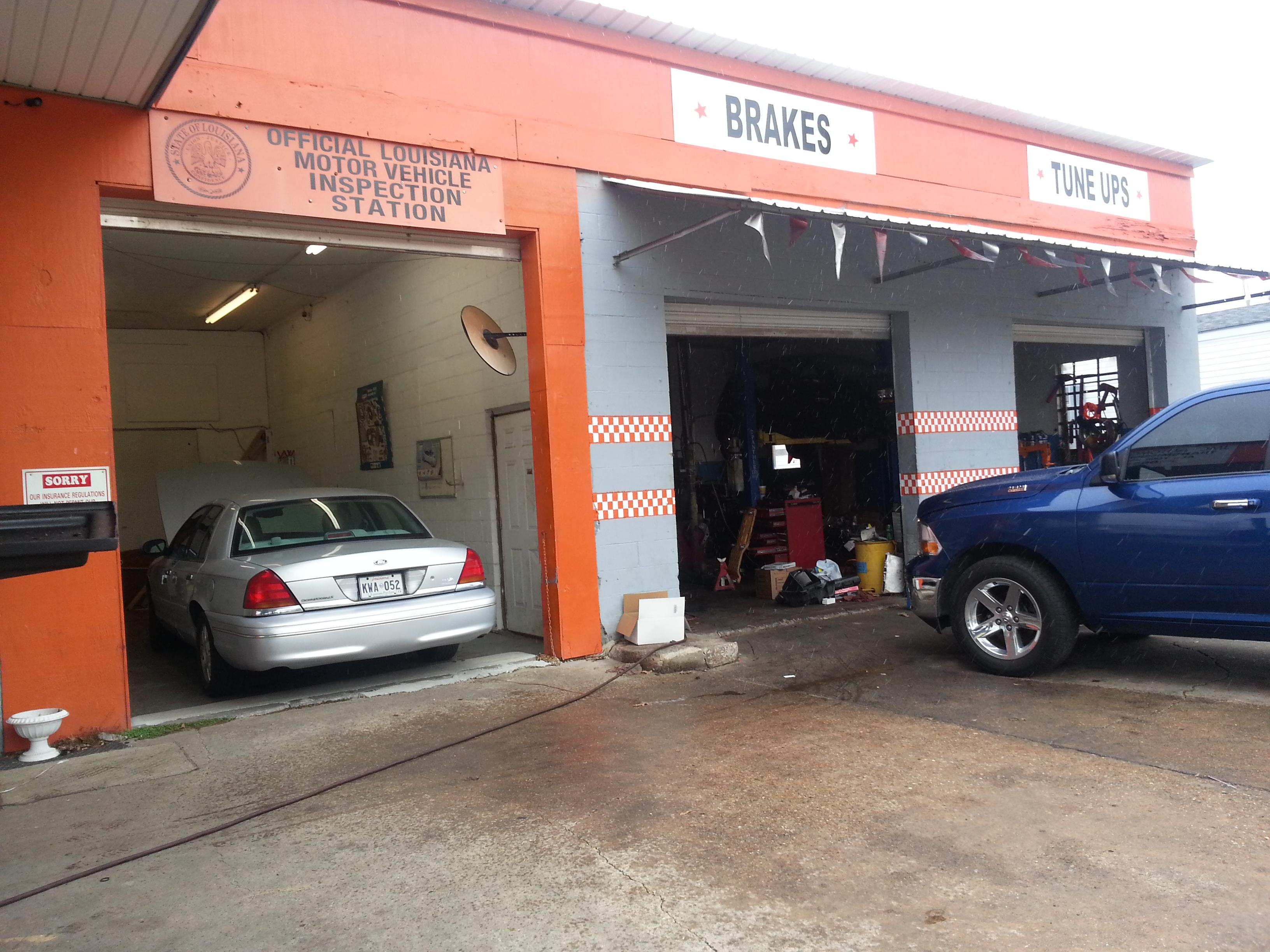 Louisiana motor vehicle inspection stations for Maryland motor vehicle inspection stations
