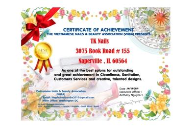 TK Nails - Naperville, IL