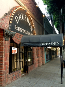 The Dresden in Los Angeles