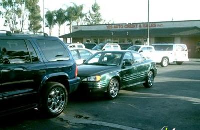 Auto Credit Sales >> Yes Auto Credit Sales Inc 5695 Holt Blvd Montclair Ca 91763