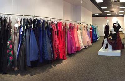 Gautier Formal Dresses - San Antonio, TX. Inside of our renovated store