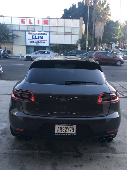 Beverly Tint & Auto Accessories - Los Angeles, CA