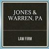 Jones & Warren, PA