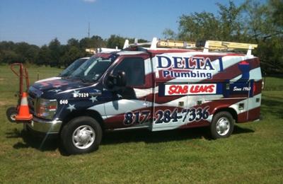 Delta 1 Plumbing Repair - North Richland Hills, TX