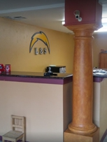 Lobby/Office area