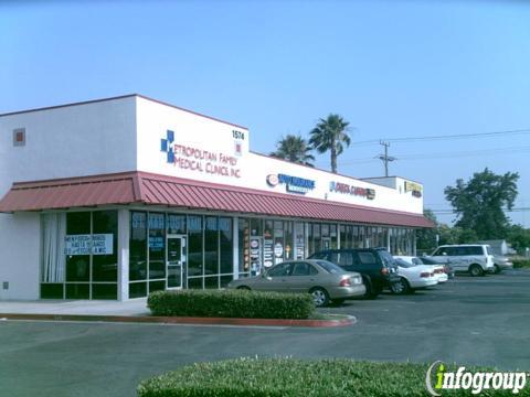 Metropolitan Family Medical Clinic 1574 W Base Line St Ste 107 San