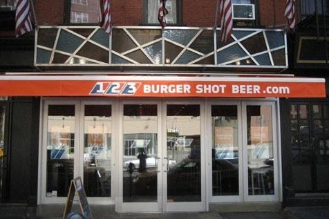123 Burger Shot Beer