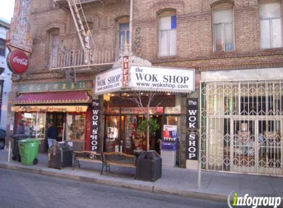 Wok Shop The - San Francisco, CA