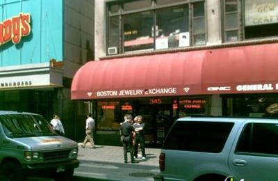 Black Tie Jewelers II Inc - Boston, MA