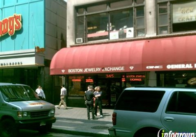 Boston Jewelry Exchange Inc 333
