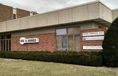 Vein & Laser Center - Joliet, IL. Office building on Hammes in Joliet