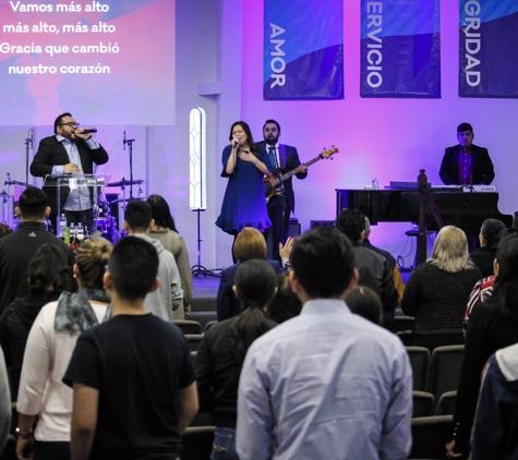 Misión Cristiana Nuevo Pacto - Houston, TX. Servicio de adoración en Nuevo Pacto Houston. Domingo 10 de febrero del 2019 a las 10:30 AM.